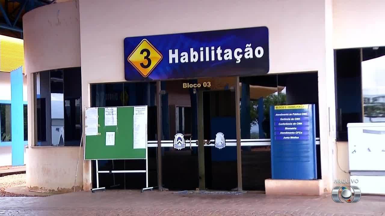 Governo do Tocantins deve entregar na próxima semana 1,5 mil CNHs