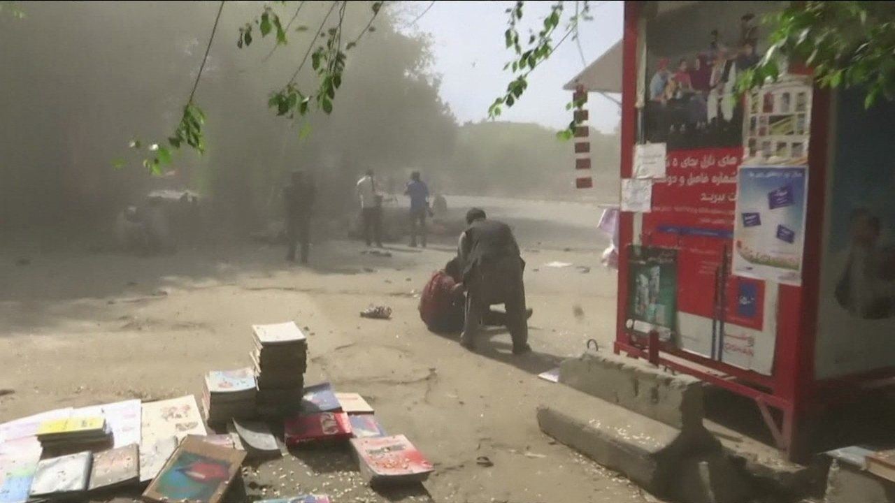 Dois ataques cobram vidas no Afeganistão