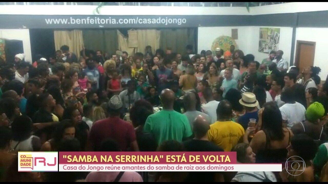 Samba heat p 4