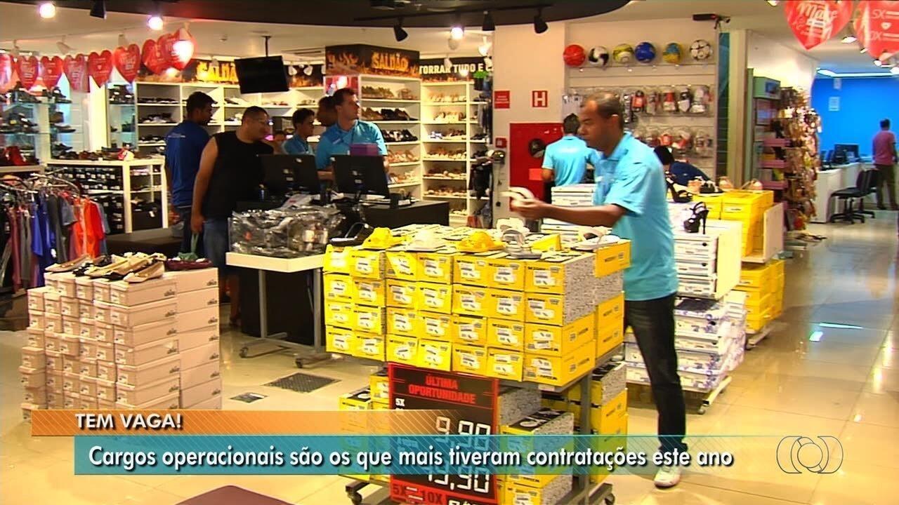 7b3c121b3ea Mais de 52 mil pessoas foram contratadas para cargos operacionais em Goiânia