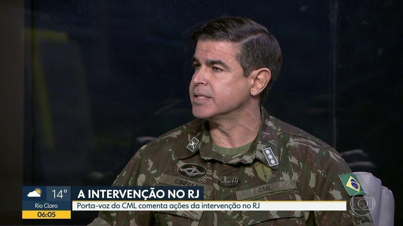 Forças de Segurança fazem operação em 11 comunidades
