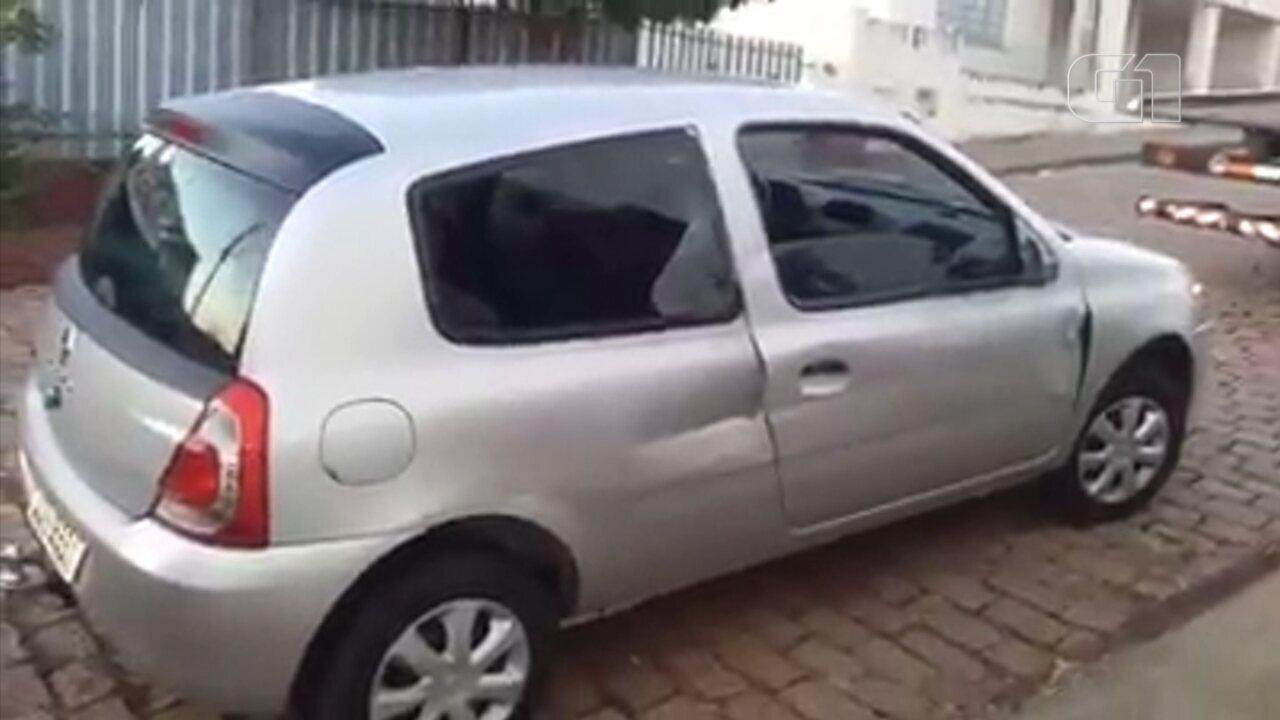 Policiais rodoviários são atropelados na rodovia Raposo Tavares