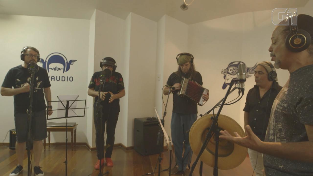 Gravado por amigos, clipe mostra música inédita de Mário Barbará