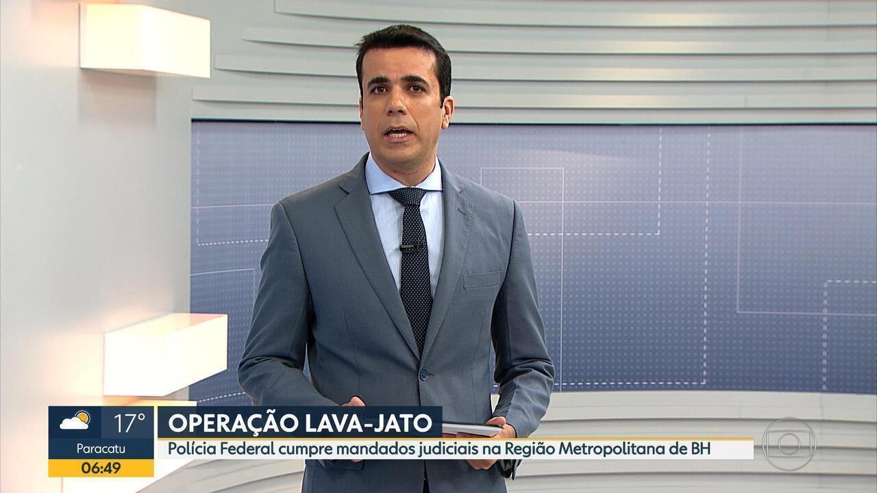 PF e MPF cumprem mandados de prisão da Lava Jato em BH e Região Metropolitana