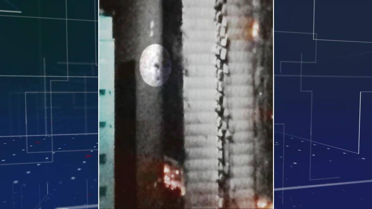 Novo vídeo mostra queda de morador junto com prédio que desabou em SP