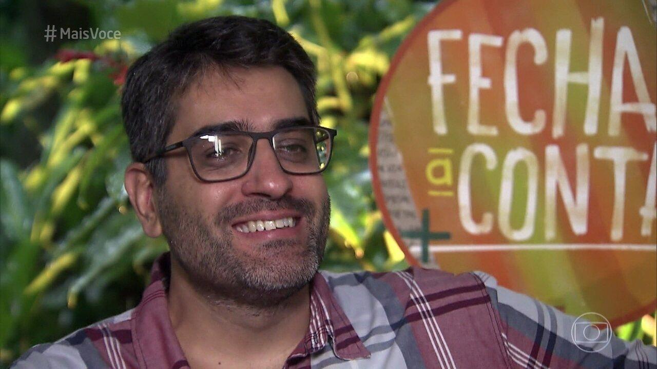 'Fecha a Conta Pizza': conheça Fernando
