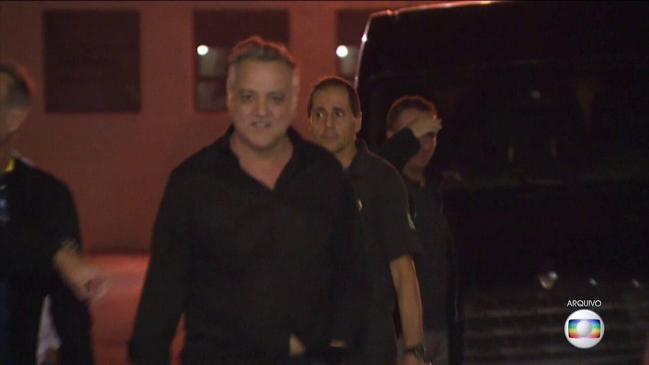 STJ determina a prisão do bicheiro Carlinhos Cachoeira