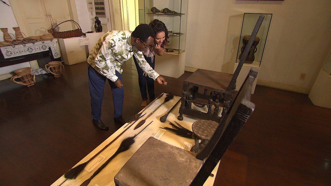 Centro Cultural Casa de Angola na Bahia guarda a história e a tradição do país africano