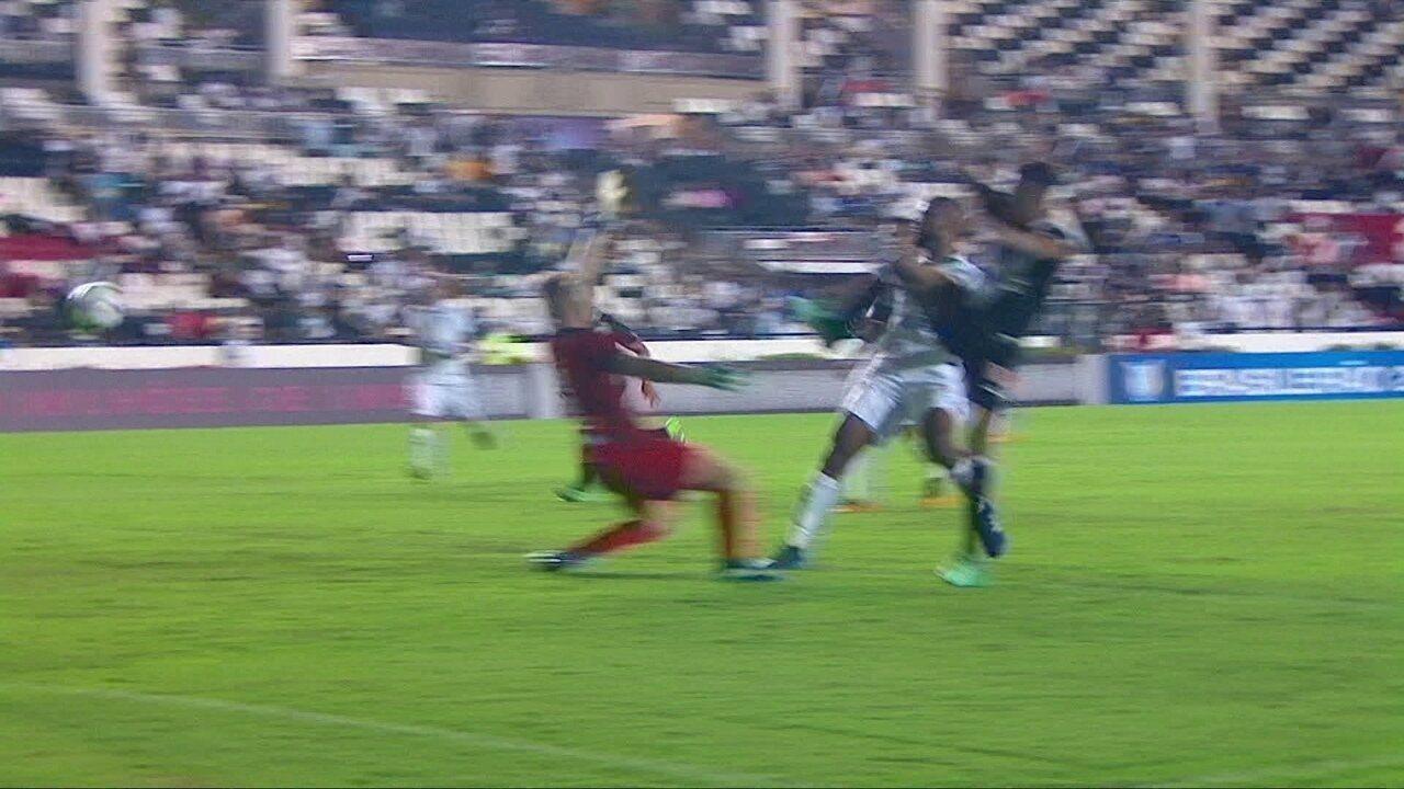 Melhores momentos: Vasco 4 x 1 América-MG pela 4ª rodada do Brasileirão