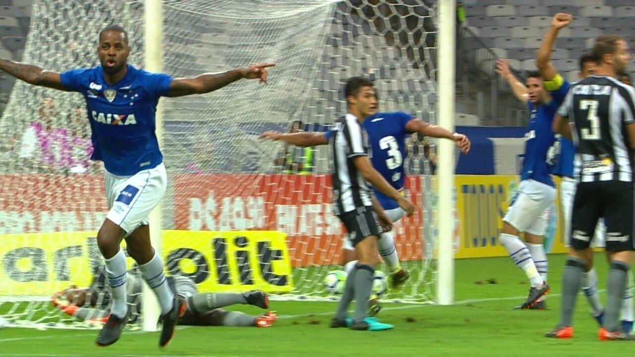 678e95e8ab Melhores momentos  Cruzeiro 1 x 0 Botafogo pela 4ª rodada do Brasileirão
