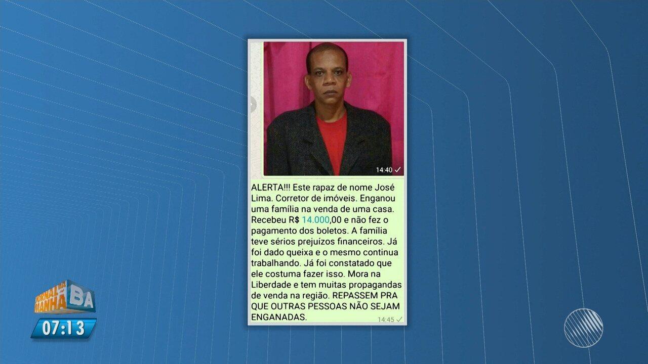 Alerta: golpe de financiamento imobiliário é aplicado em Salvador