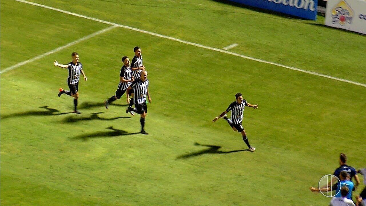 ABC vence Botafogo-PB no Frasqueirão e entra no G-4