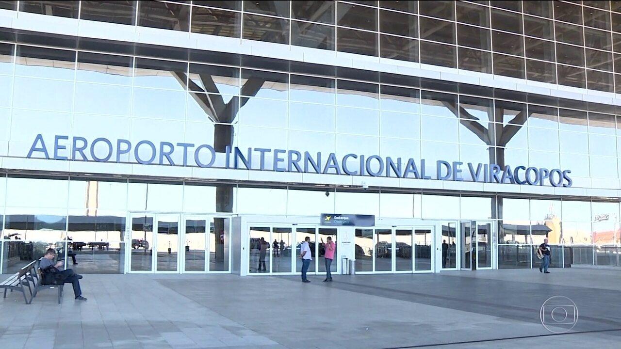 Com dívidas de quase R$ 3 bi, concessionária de Viracopos (SP) pede recuperação judicial