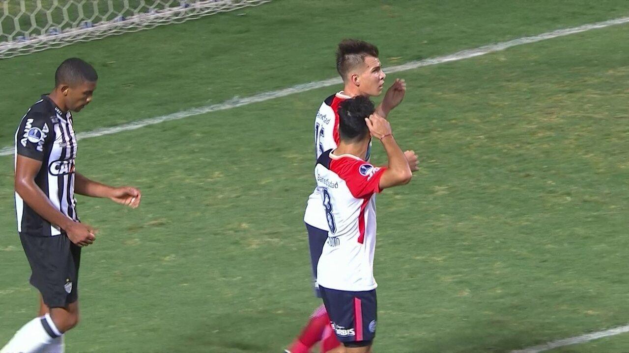 Melhores momentos de Atlético-MG 0 x 0 San Lorenzo