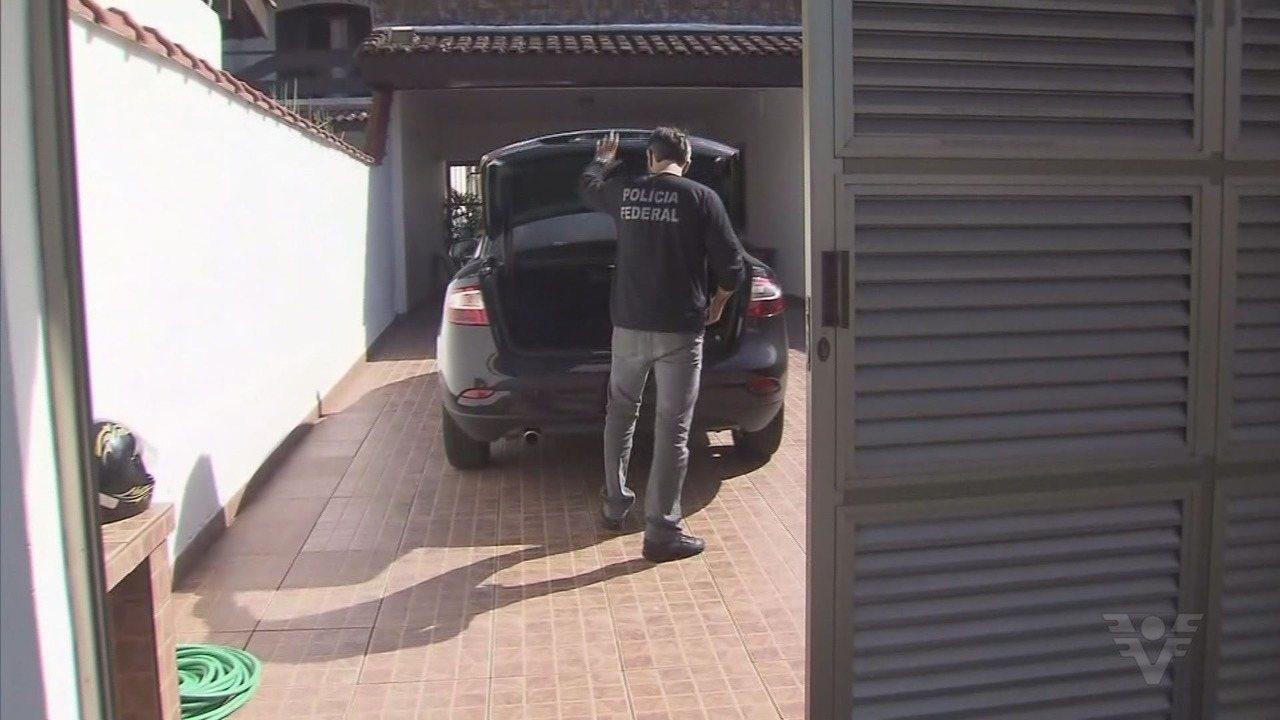 Polícia Federal realiza operação Prato Feito na Baixada Santista e Vale do Ribeira