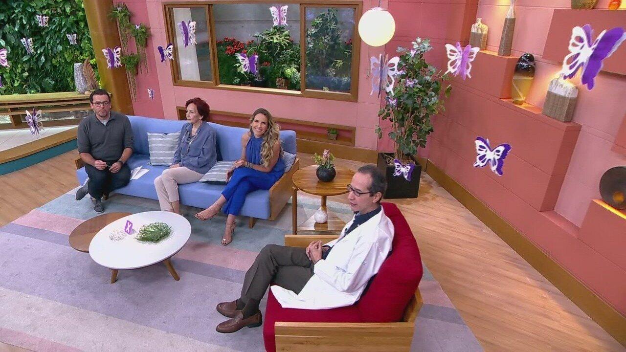 Lúpus foi o principal tema do Bem Estar  desta quinta-feira (10/05/2018) - Veja a íntegra do programa