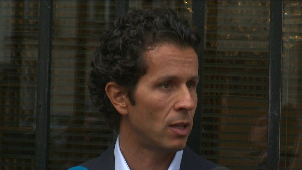 Médico da CBF Rodrigo Lasmar comenta situação de Daniel Alves