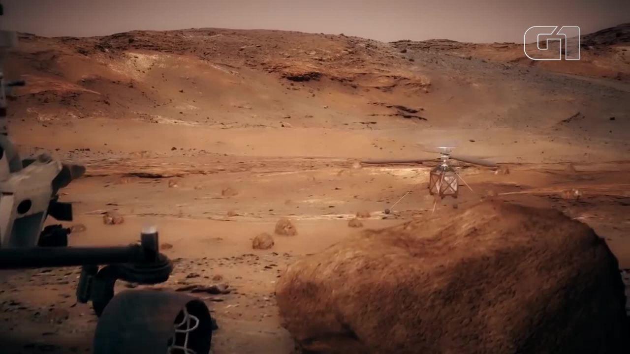 A NASA revela sua nova missão em Marte