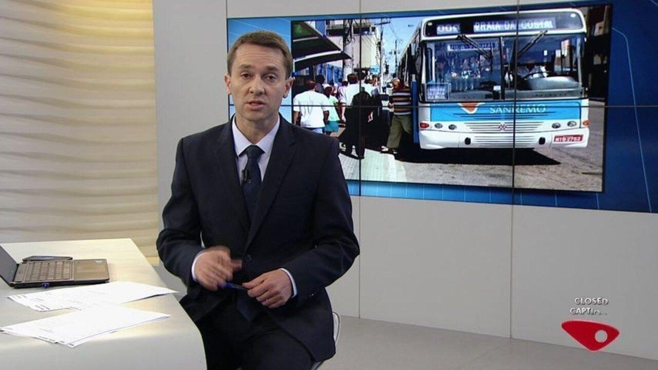 Conselho aprova aumento de passagem de ônibus municipais de Vila Velha, ES