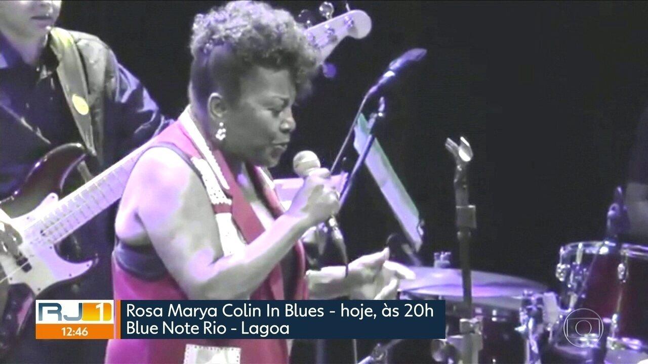 Fábio Júdice dá dica de show de blues