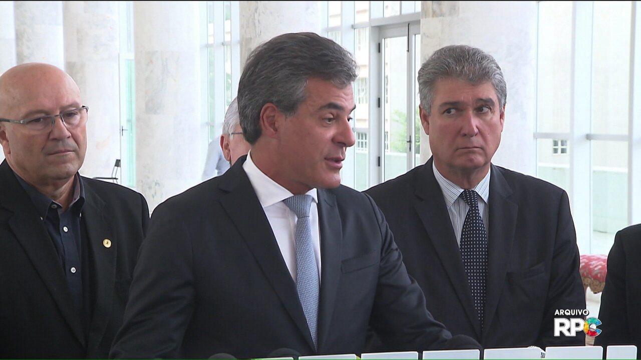 Sérgio Moro determina que PF investigue pagamentos à campanha de Beto Richa