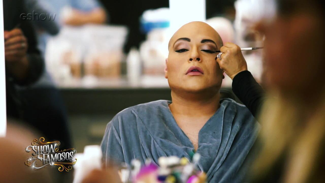 Confira a preparação de Tiago Abravanel para viver Rosana