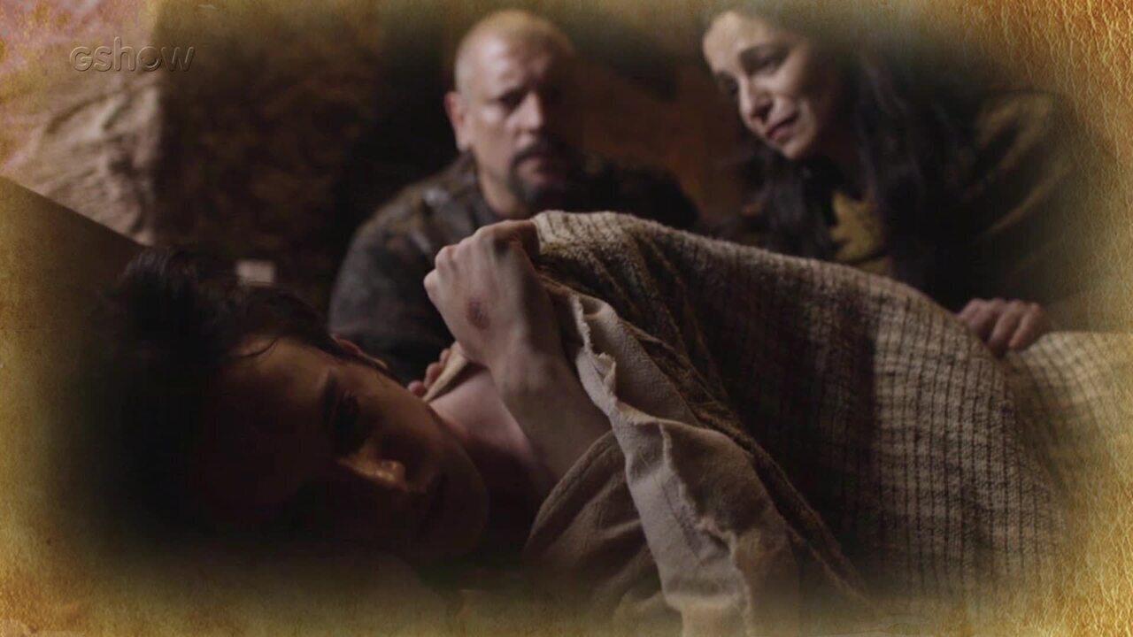 Resumo de 16/05: Ulisses acorda muito mal e Romero o impede de sair de casa