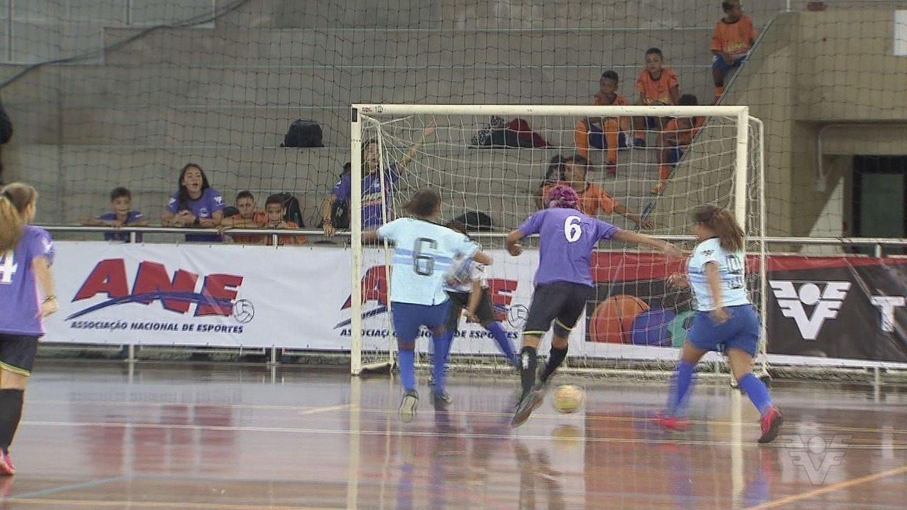 Confira os destaques da rodada de abertura da Copa TV Tribuna de Futsal