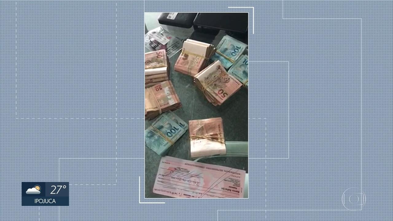 Empresário é preso pela PF em operação contra lavagem de dinheiro de tráfico internacional