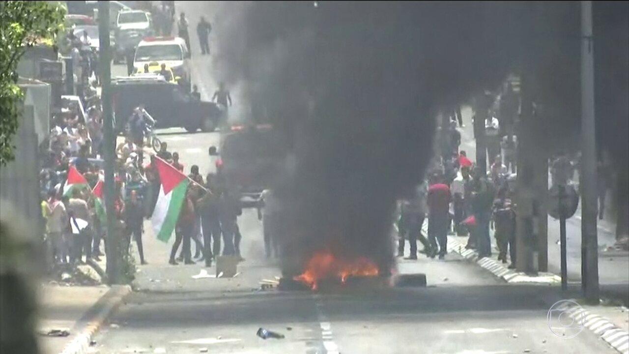 ONU faz reunião de emergência para discutir violência na Faixa de Gaza