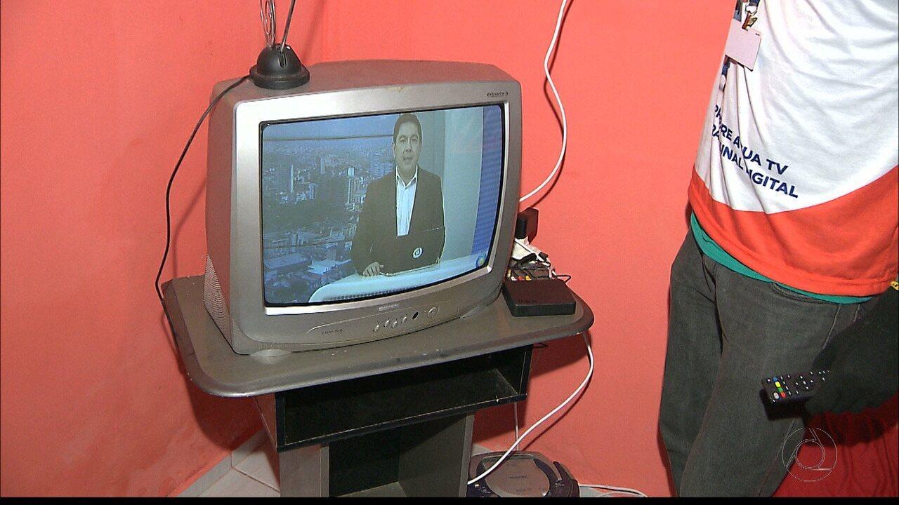 Sinal analógico será desligado no dia 30 de maio, em João Pessoa