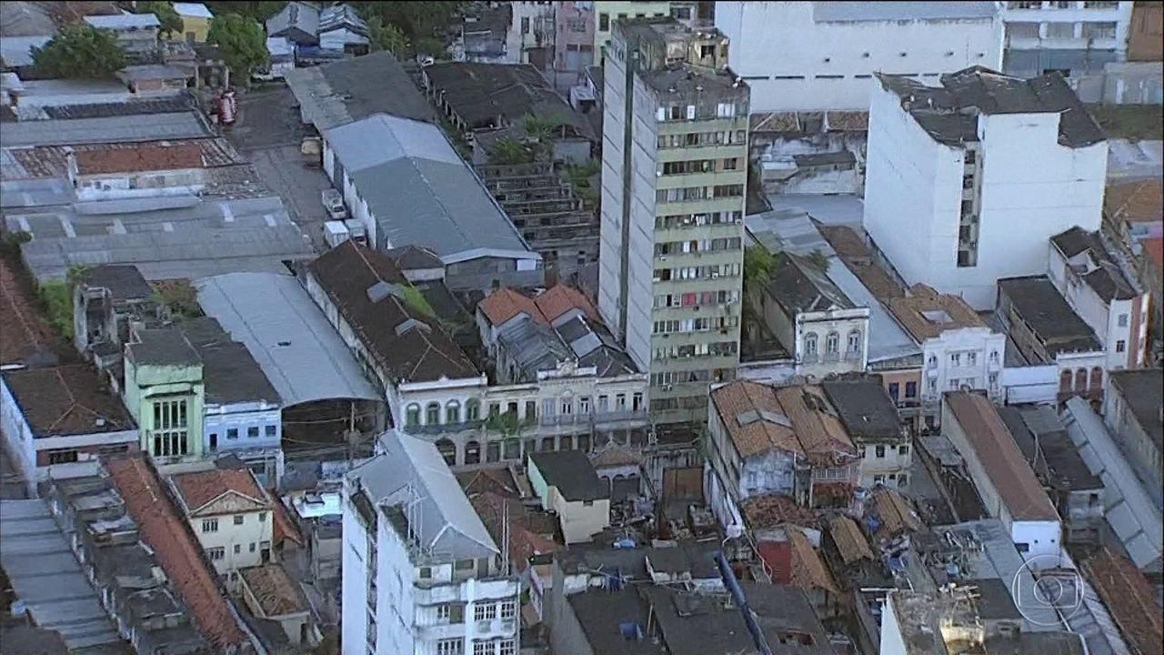 Prédio público perto do CML é dominado por traficantes no Rio