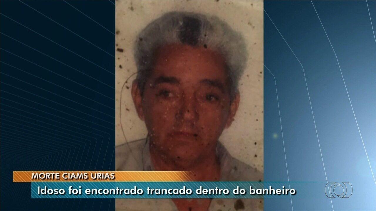 Idoso é encontrado morto no banheiro do Ciams Urias Magalhães, em Goiânia