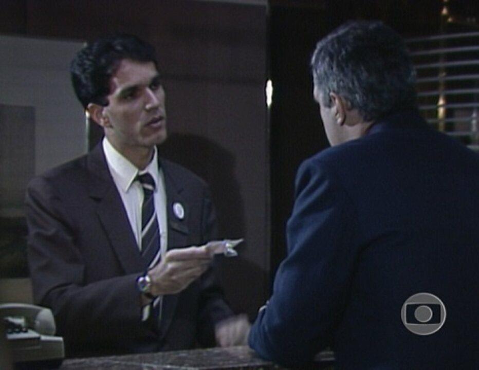 Participação de Humberto Martins em 'Vale Tudo' (1988)