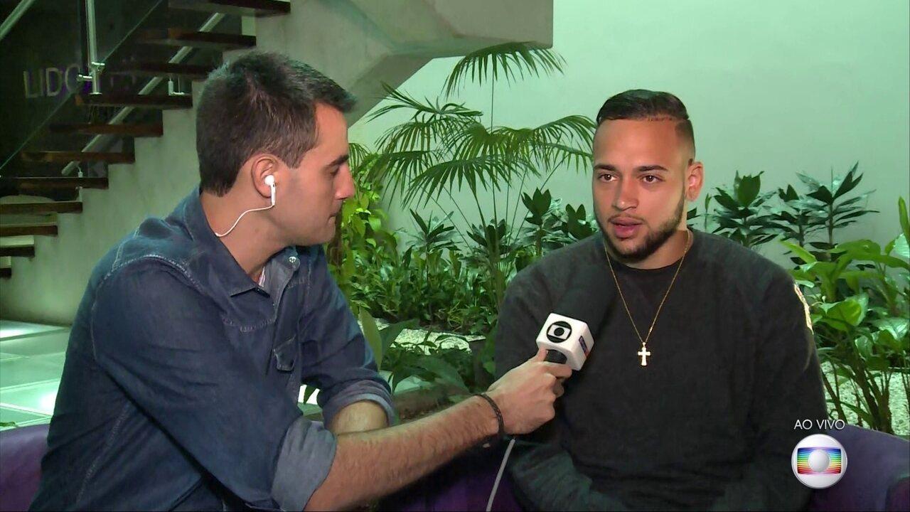 Maycon fala sobre o confronto do Corinthians contra o Deportivo Lara na Libertadores