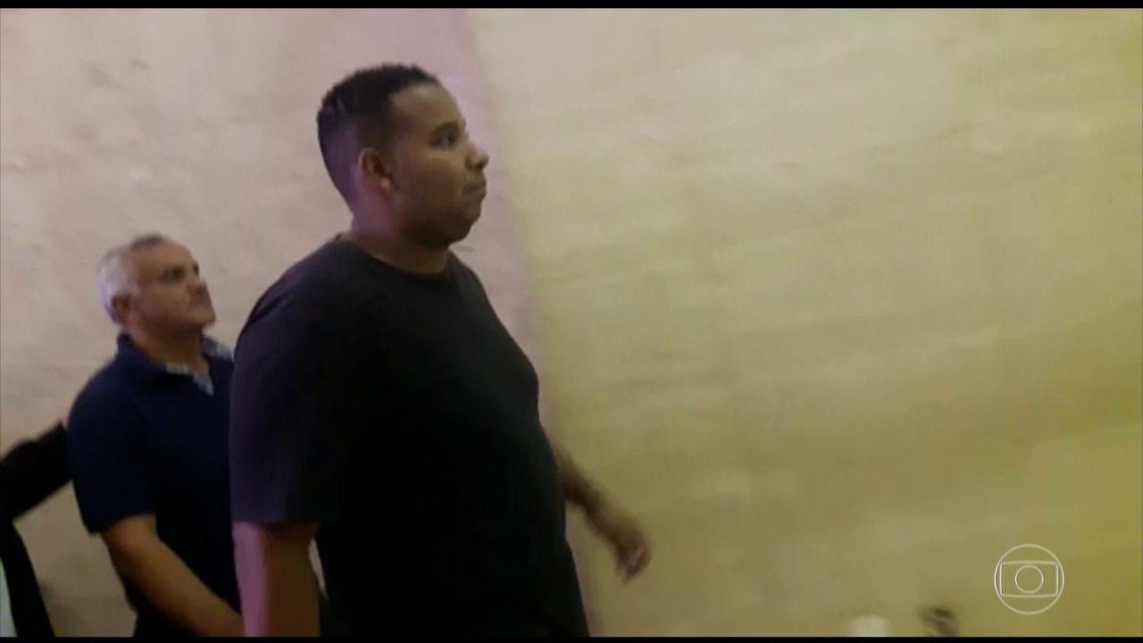 Ex-vereador Maninho do PT e seu filho se entregam à polícia
