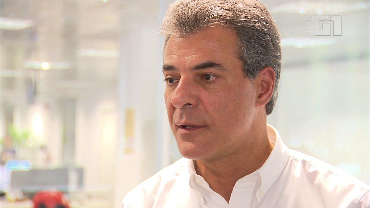 Beto Richa fala sobre ex-diretor da Secretaria de Educação preso