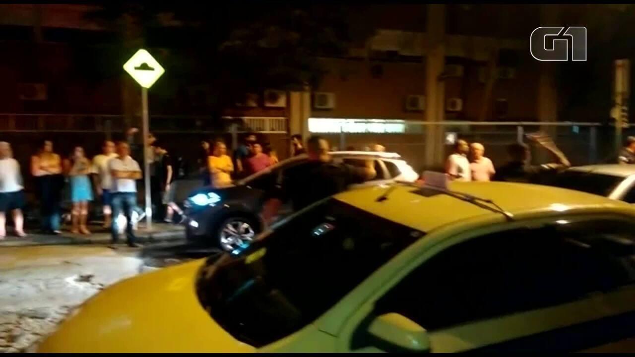 Delegado aposentado é baleado na Urca, Zona Sul do Rio