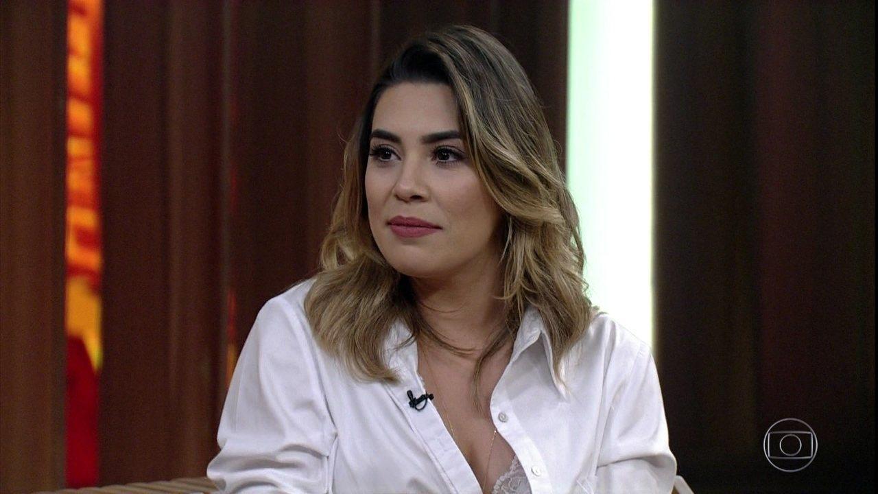 Naiara Azevedo revela que pediu dinheiro emprestado para gravar seu primeiro DVD