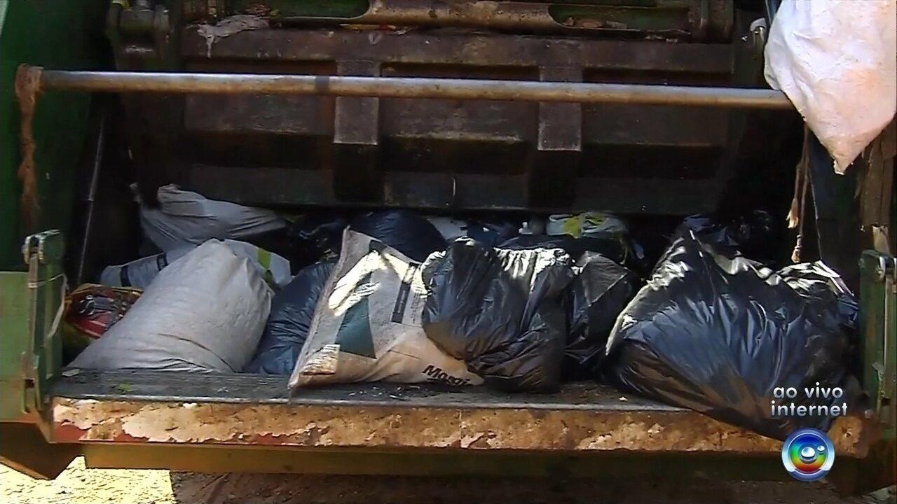 Funcionário de empresa de Tupã joga fora saco de lixo com R$ 70 mil por engano