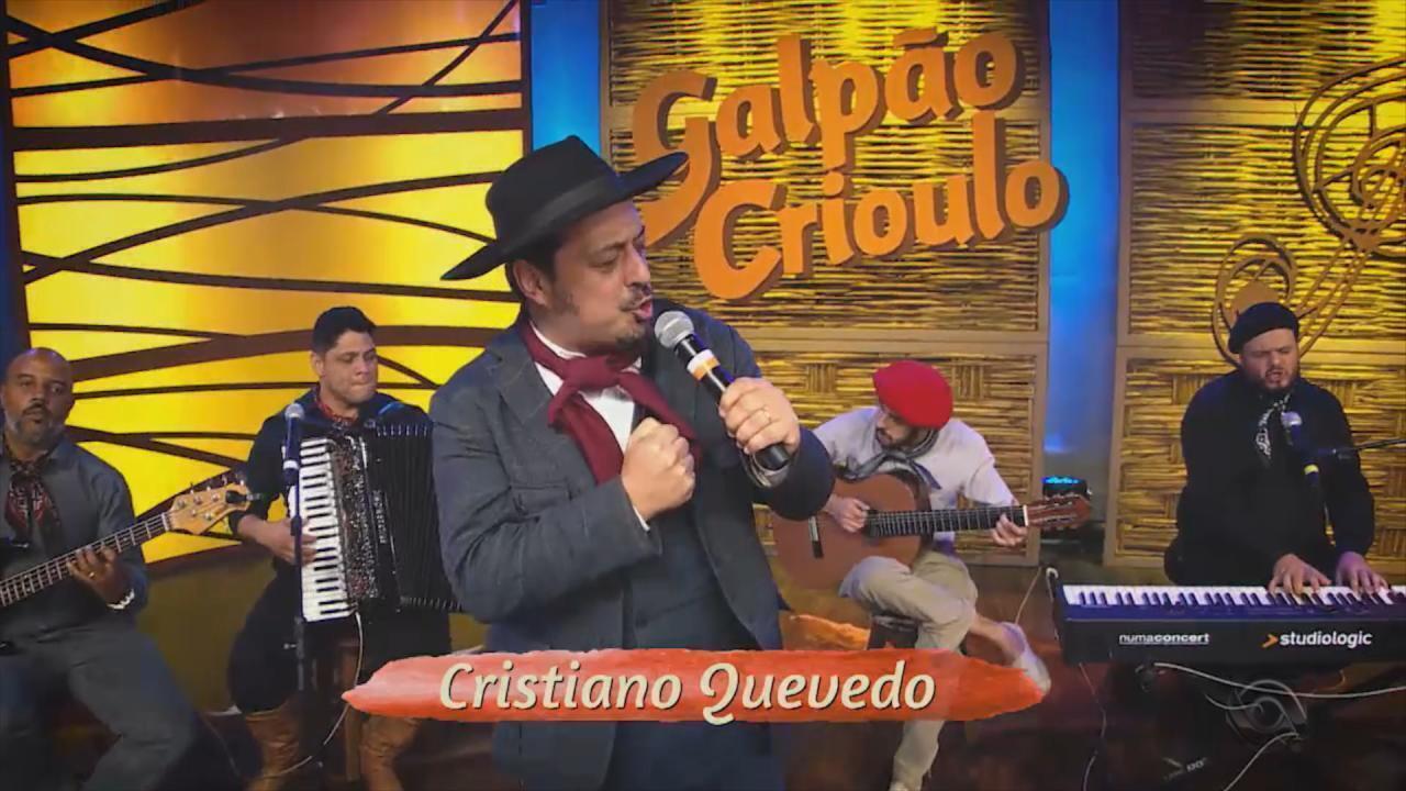 Confira as atrações do 'Galpão Crioulo' deste domingo (20)