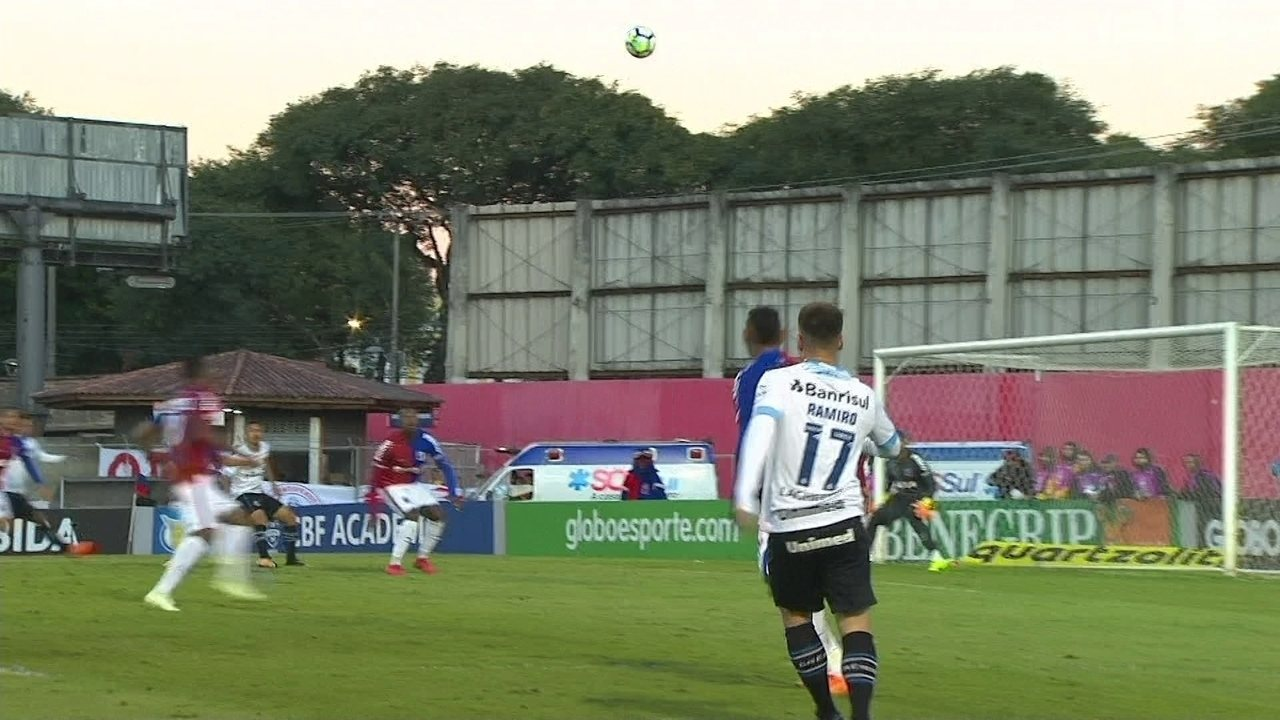 Melhores momentos de Paraná 0 x 0 Grêmio pela 6ª rodada do Campeonato  Brasileiro a431792f2ffd4