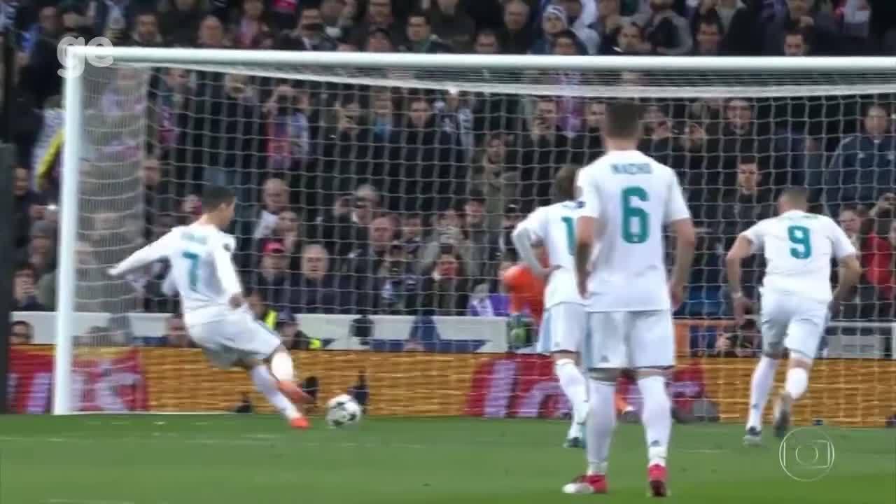 efc5f8c2a0 Veja todos abaixo  Confira os 15 gols marcados por Cristiano Ronaldo na  Liga dos Campeões até à decisão
