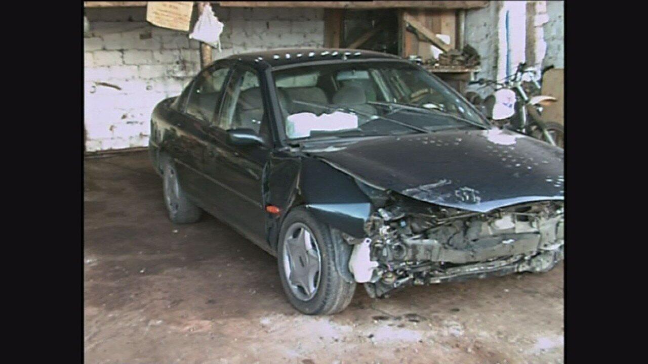 Acidente em 2003 deixa Dom Mauro ferido na Fernão Dias