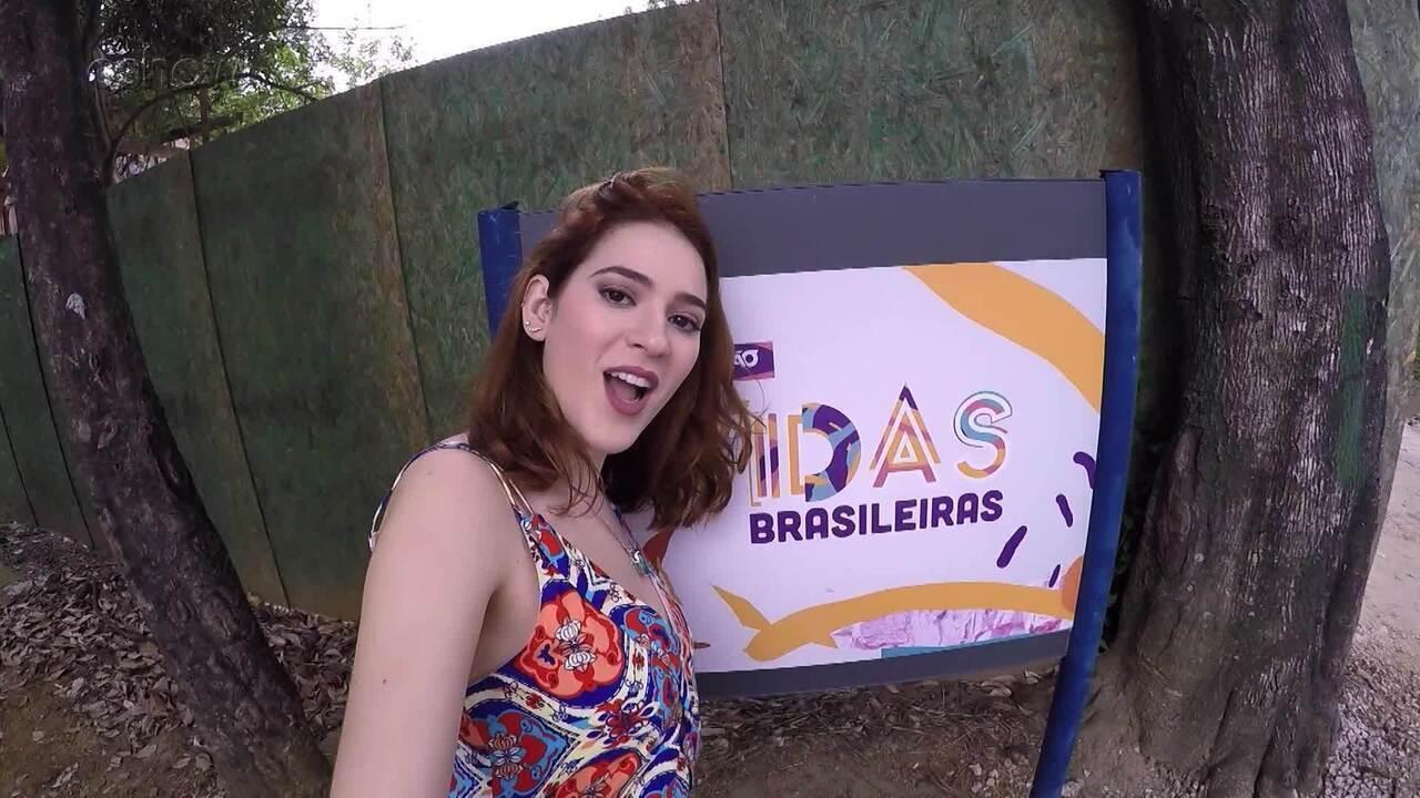 Veja vídeo exclusivo de Ana Clara nos bastidores de 'Malhação - Vidas Brasileiras'