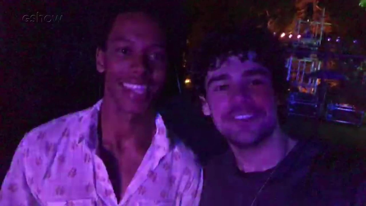 Dan Ferreira e Osmar Silveira mostram os bastidores da briga de Narciso e Acácio