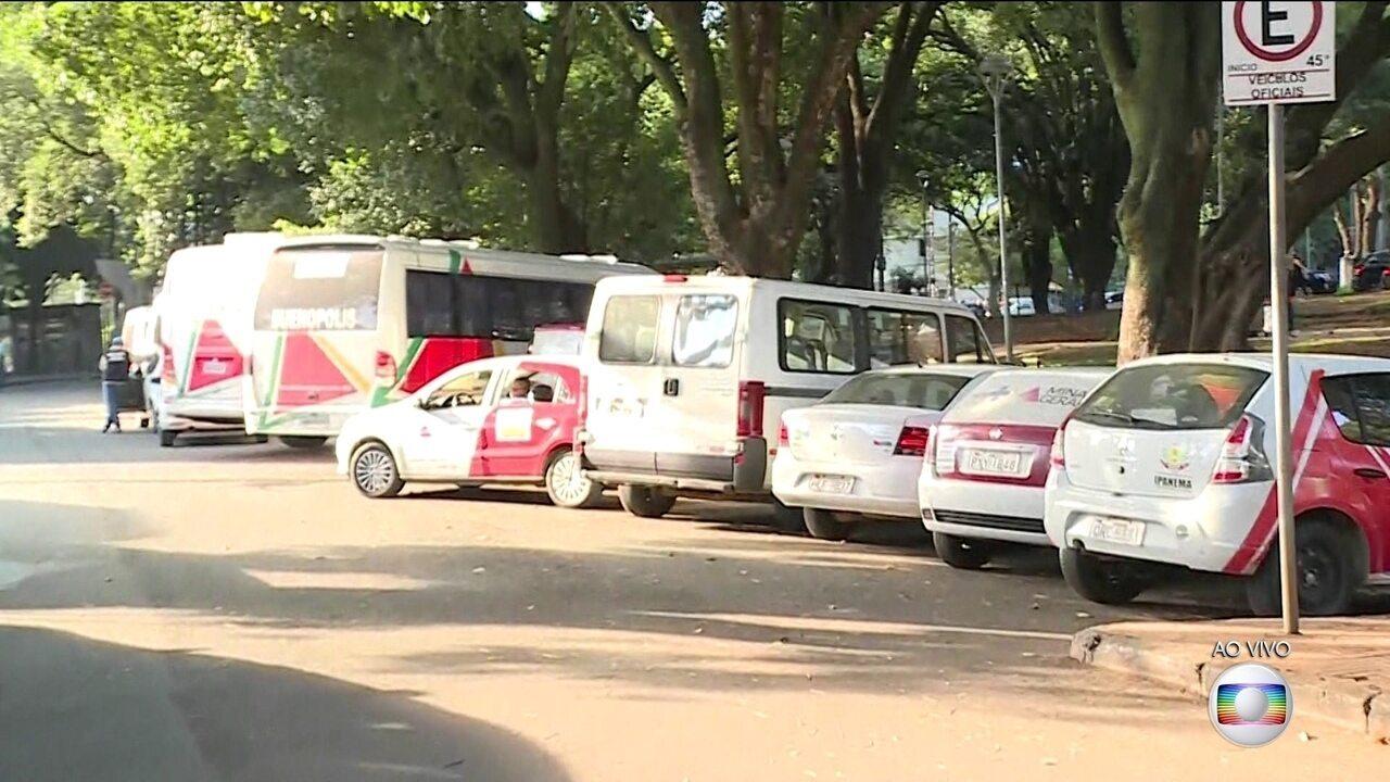 Número de ambulâncias é reduzido por falta de combustível em cidades de MG