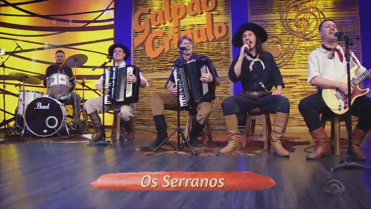 Confira as atrações do Galpão Crioulo deste domingo (27)