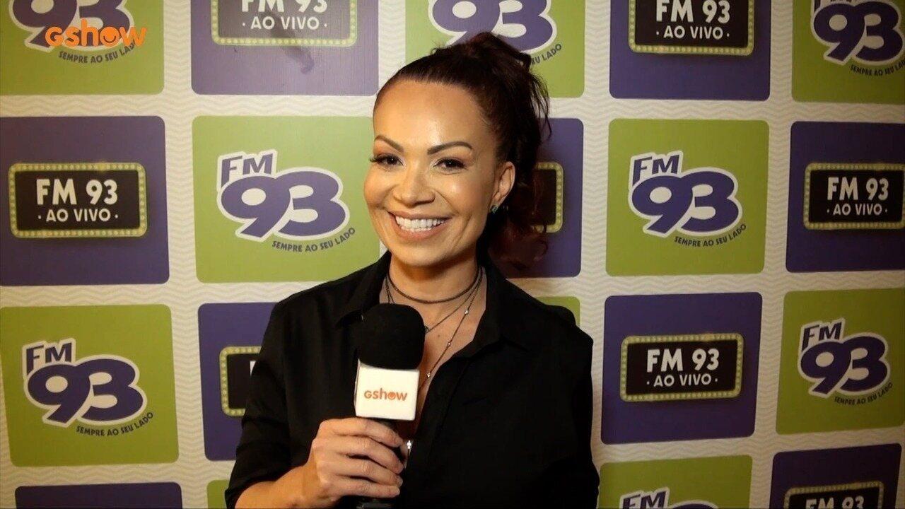 """Solange Almeida fala sobre a música Cozido da Patroa, que está na trilha de """"Segundo Sol"""""""