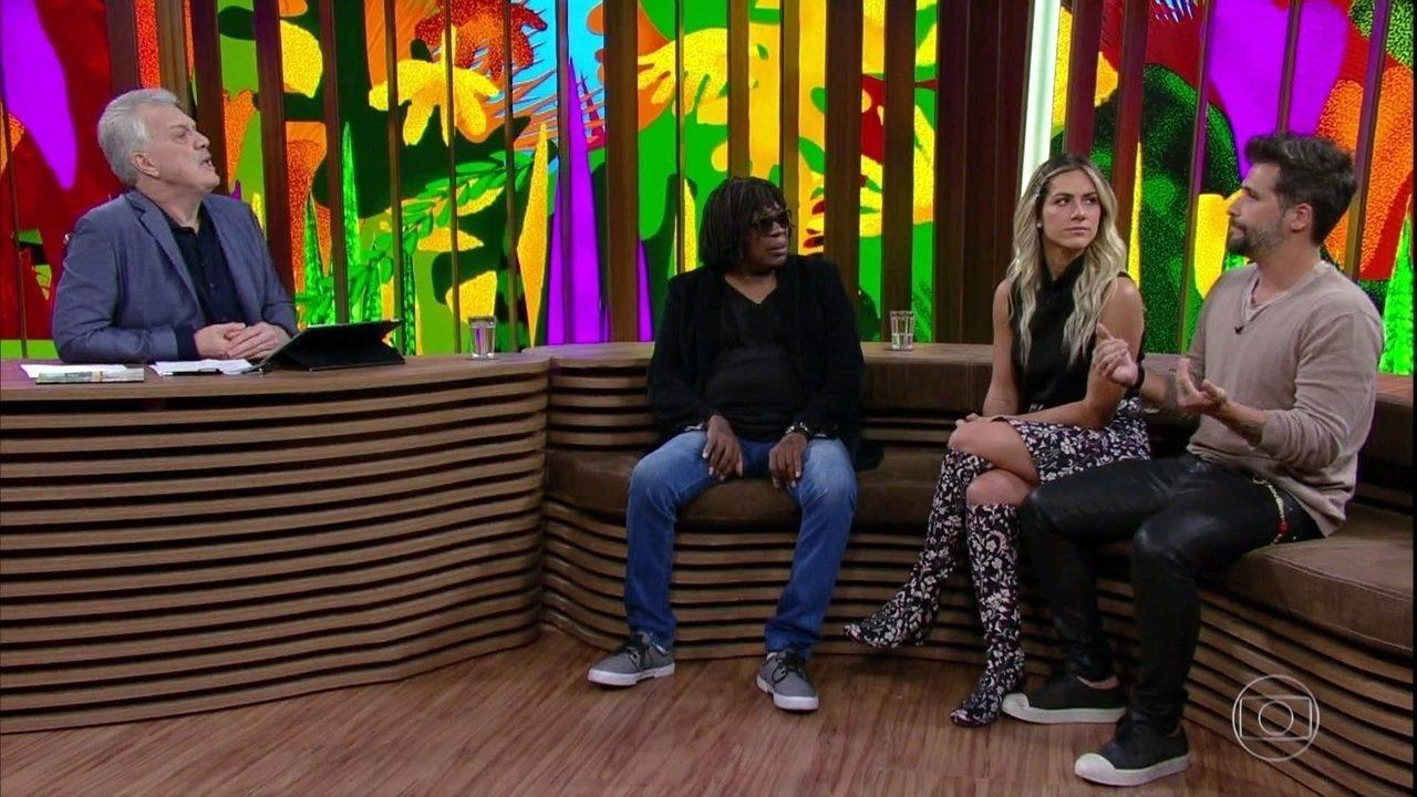 Giovanna Ewbank e Bruno Gagliasso falam sobre luta contra o racismo